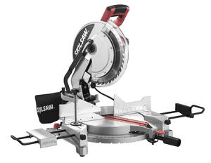 Skil  12 in. Corded  Compound Miter Saw with Laser  120 volt 15 amps 4,500 rpm