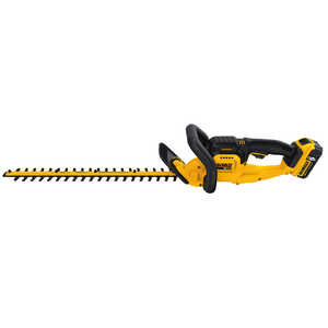 DeWalt  22 in. L 20 volt Hedge Trimmer
