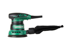 Metabo HPT  5 in. Corded  Random Orbit Sander  2.8 amps 120 volt 13000 opm Green