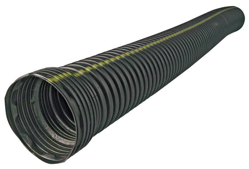 Corrugated and Drain Pipe