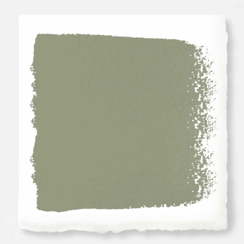 Magnolia Home  by Joanna Gaines  Eggshell  Garden Essential  D  Acrylic  Paint  8 oz.