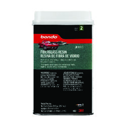 Bondo Fiberglass Resin 29 oz.