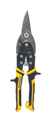 Stanley  FatMax  10 in. Stainless Steel  Straight  Aviation Snips  18 Ga. 1 pk