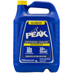 Peak 50/50 Antifreeze/Coolant 1 gal.