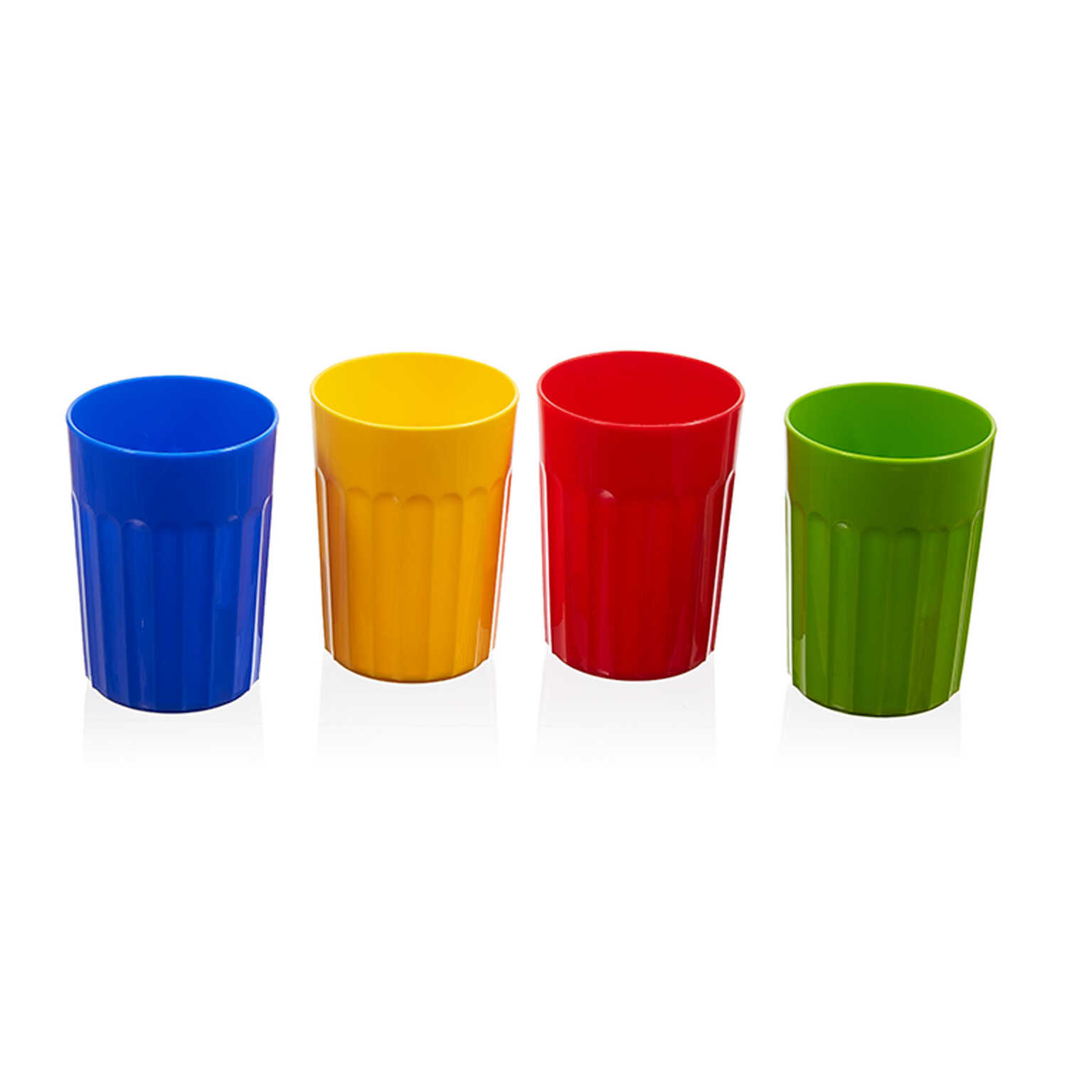 Arrow Home Products  10 oz. Assorted  Cup  Plastic