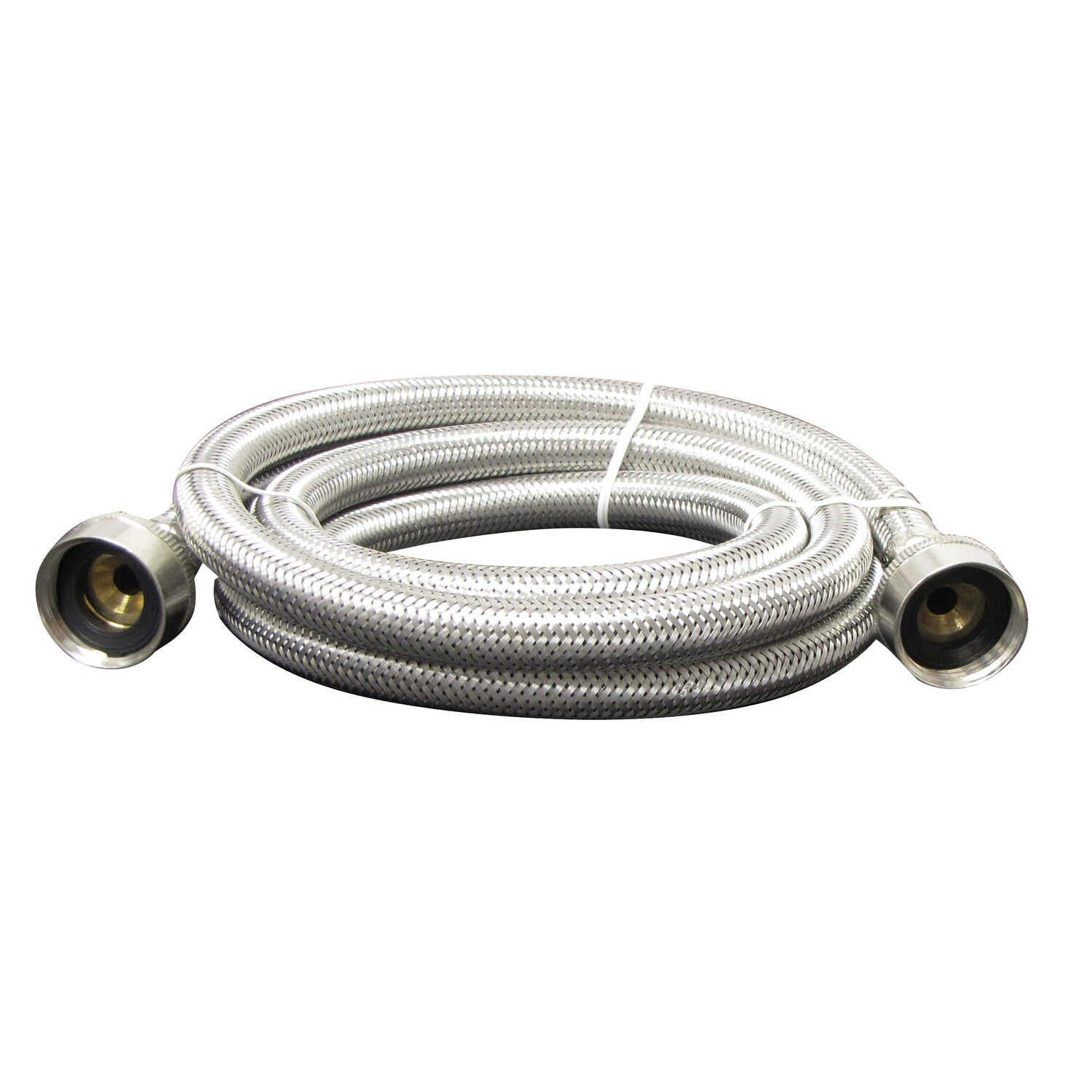 Plumb Pak  72 in. Stainless Steel  Washing Machine Supply Line