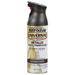 Rust-Oleum Universal Oil Rubbed Bronze Metallic Spray Paint 11 oz.