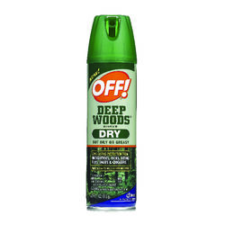 Off!  Deep Woods  Insect Repellent  Liquid  For Mosquitoes, Gnats/Mosquitoes, Flies 4 oz.