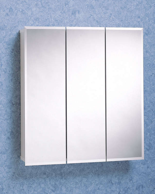 Zenith  29.88 in. H x 35.88 in. W x 4-1/4 in. D Rectangle  Medicine Cabinet
