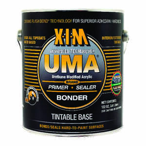 X-I-M  UMA  White  Primer, Sealer, Bonder  For All Surfaces 1 gal.
