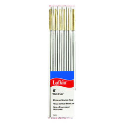 Lufkin Red End 72 in. L x 5/8 in. W Wood Folding Masonry Rule SAE