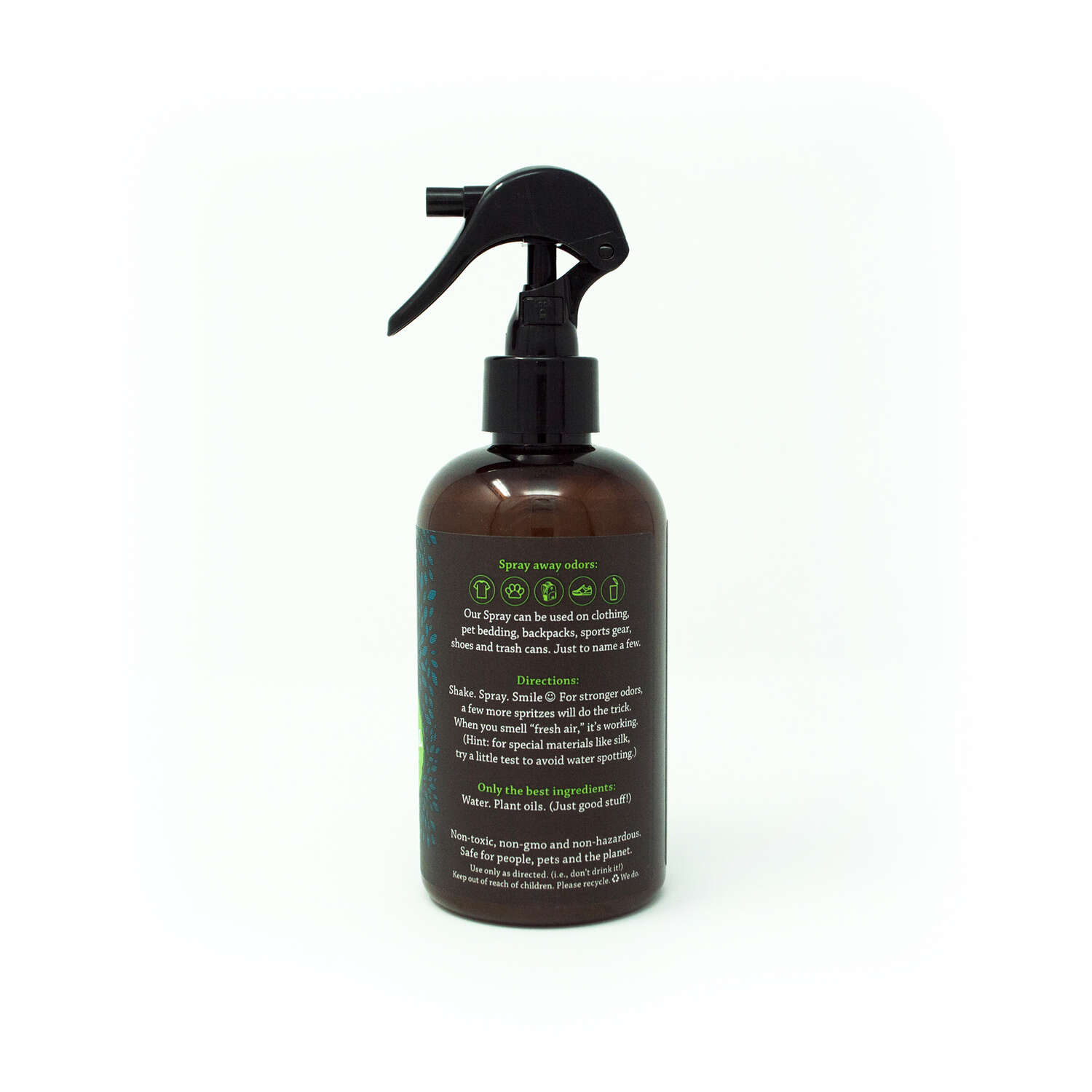 Fresh Wave  No Scent Odor Eliminator  8 oz. Liquid