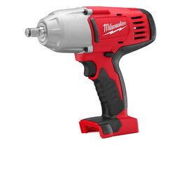 Milwaukee  M18  1/2 in. Cordless  High Torque  Impact Wrench with Friction Ring  Bare Tool  18 volt