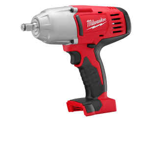 Milwaukee  M18  1/2 in. Cordless  High Torque  Impact Wrench with Friction Ring  18 volt 450 ft./lbs