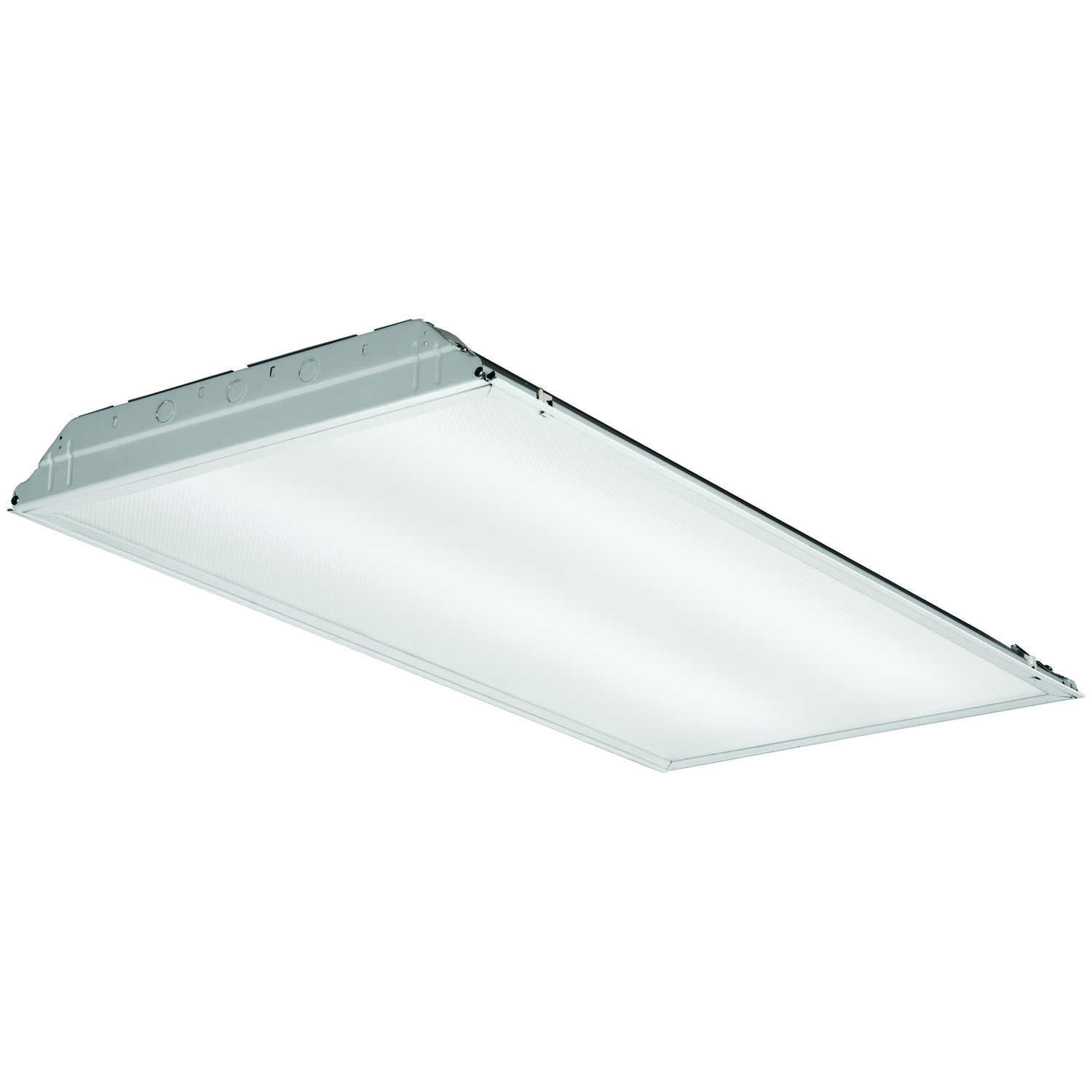 Lithonia Lighting  LED Troffer Fixture  3-1/4 in. 48 in. 24 in. 39 watts