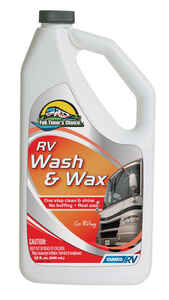 Camco  Car Wash/Wax  32 oz. Liquid