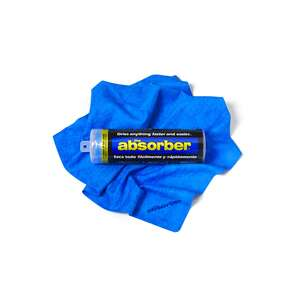 The Absorber  Synthetic  Chamois  27 in. L x 17 in. W 1 pk