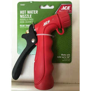 Ace  Continuous  Brass  Hot Water Nozzle