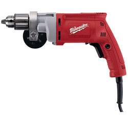 Milwaukee  MAGNUM  1/2 in. Keyed  Corded Drill  8 amps 850 rpm