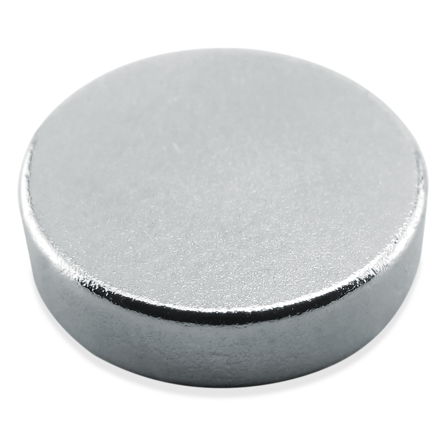 Master Magnetics  The Magnet Source  .118 in. Neodymium  Disc  4.3 lb. pull 35 MGOe Silver  6 pc. Su