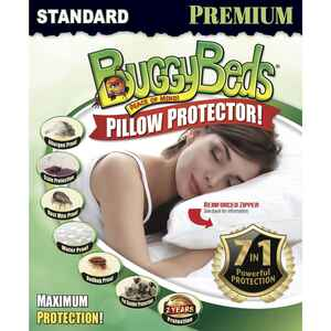 Buggy Beds  Standard/Queen  Polyester  Pillow Cover