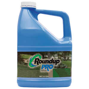 Roundup  Pro  Weed and Grass Killer  Concentrate  2.5 gal.