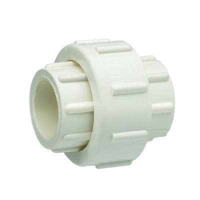 Homewerks  Schedule 40  1-1/4 in. Slip   x 1-1/4 in. Dia. Slip  PVC  3 in. Union