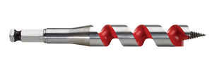 Milwaukee  3/4 in. Dia. x 6 in. L Ship Auger Bit  Hardened Steel  1 pc.