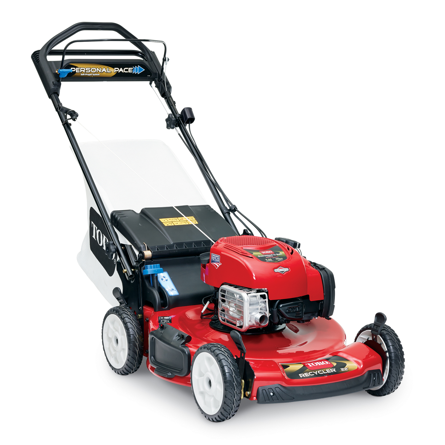 Toro Personal Pace 22 163 cc Self-Propelled Lawn Mower