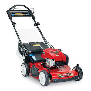 Toro  Personal Pace  22 in. W 163 cc Self-Propelled  Mulching Capability Lawn Mower