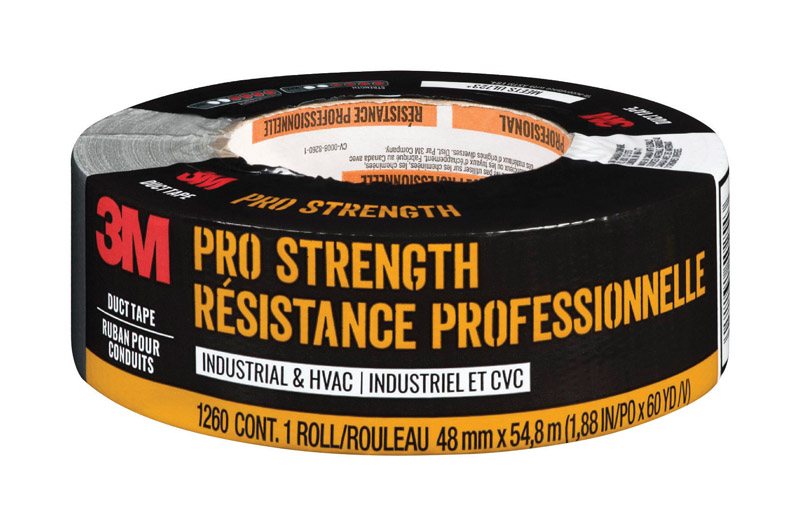 3M  60 yd. L x 1.88 in. W Duct Tape  Gray