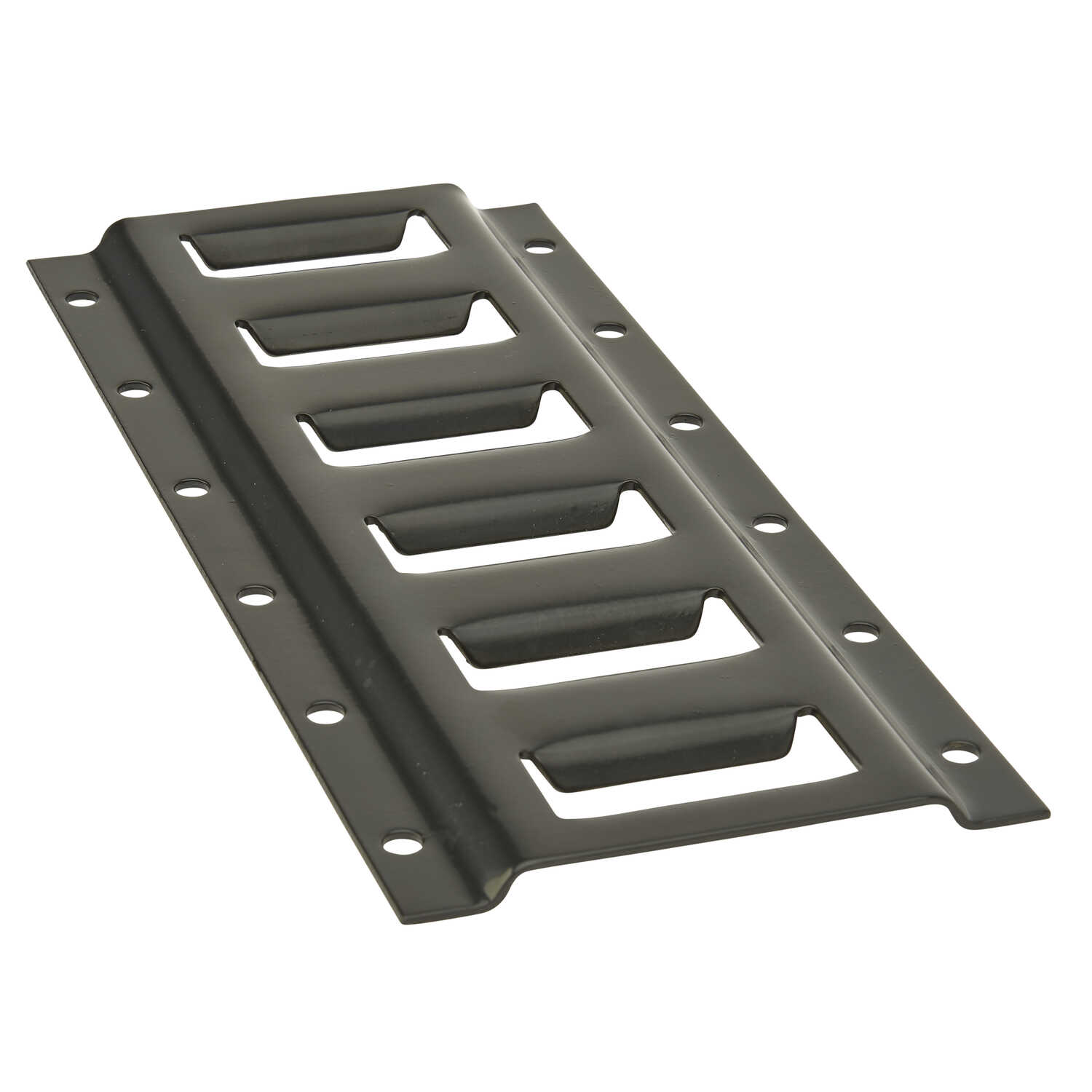 Keeper  12 in. W x 1 ft. L Black  E-Track  2000 lb. 1 pk