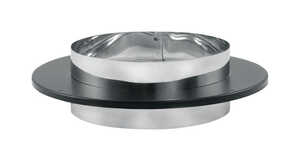 DuraVent  Stainless Steel  Stove Vent Pipe Adapter