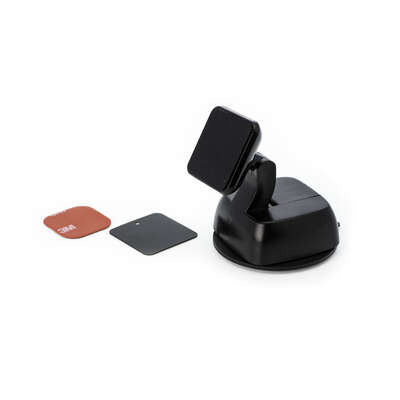 Bracketron BT Basics MagnoDash Black Magnetic Mount For Universal