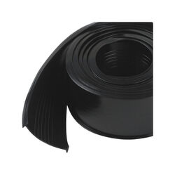 M-D  Black  Vinyl  Replacement Bottom  For Garage Doors 18 ft. L x 2-5/8 in.