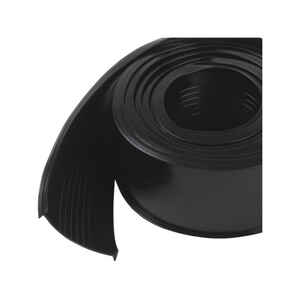 M-D Building Products  Black  Vinyl  Weather Stripping  For Garage Door 18 ft. L x 2-5/8 in.