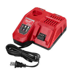 Milwaukee  M18/M12  18 volt Lithium-Ion  Battery Rapid Charger  1 pc.