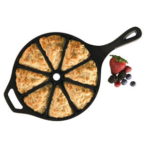 Lodge  Cast Iron  Griddle  Black