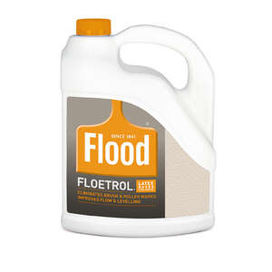 Flood  Floetrol  Latex Paint Additive  1 gal. Clear