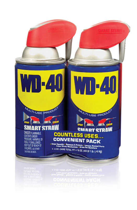 WD-40  General Purpose  Lubricant  8oz.