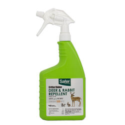 Safer  Critter Ridder  Animal Repellent  Liquid  For Deer, Rabbit and Squirrel 32 oz.