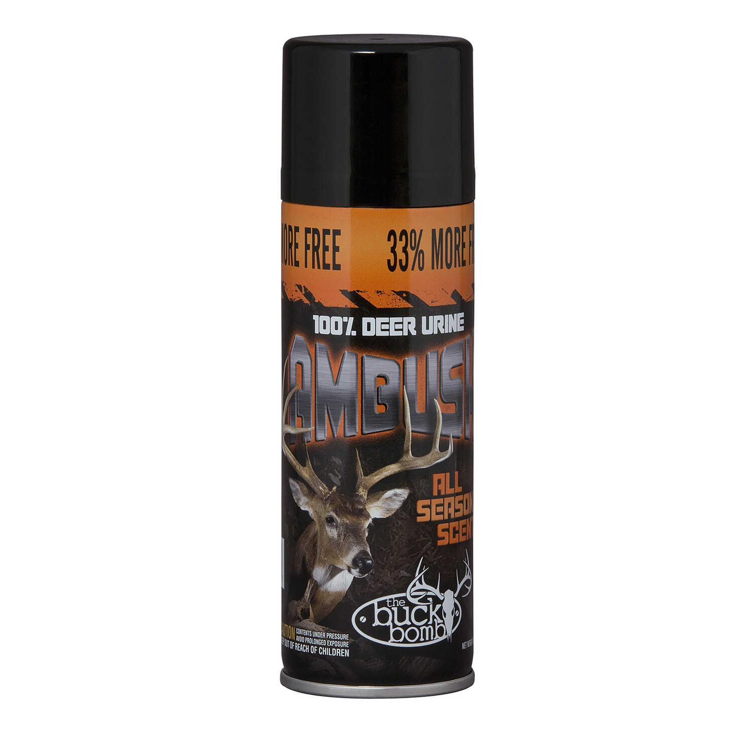 The Buck Bomb  For Deer Animal Attractant  6.65 oz.