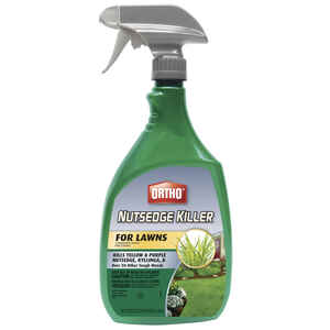 Ortho  RTU Liquid  Nutsedge Killer  24 oz.