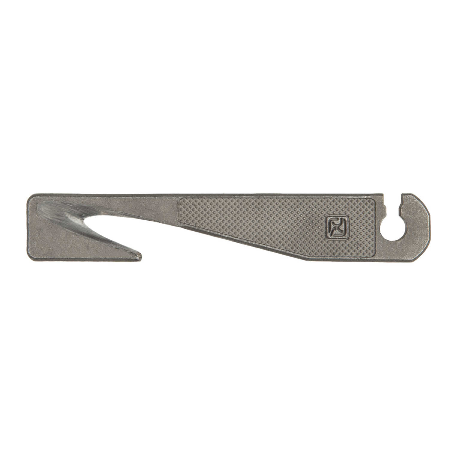 Klecker Knives  Stowaway Tools  2.62 in. L Gray  Belt Cutter
