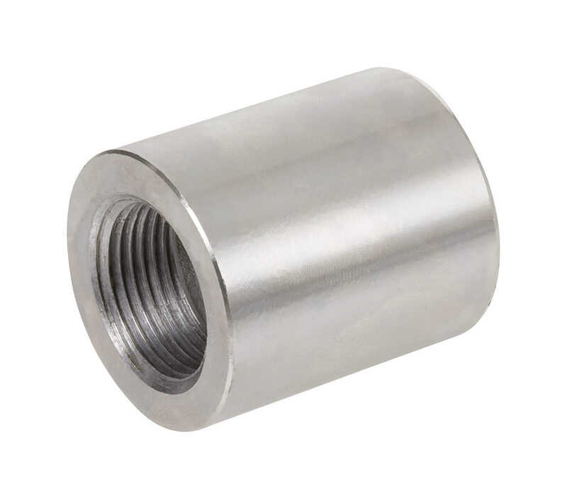 Smith-Cooper  2 in. FPT   x 1-1/2 in. Dia. FPT  Stainless Steel  Reducing Coupling