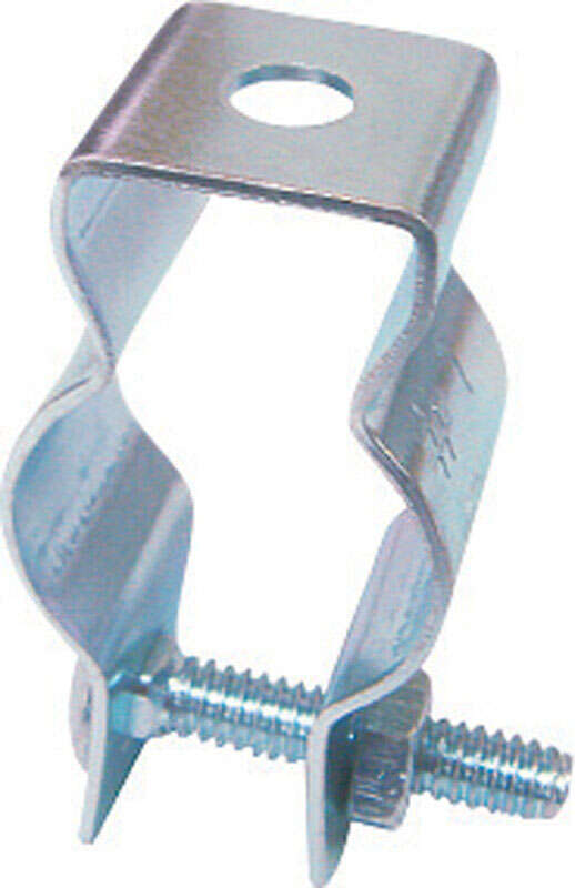 Sigma Electric  ProConnex  #4  Zinc Plated  Steel  Conduit Hanger