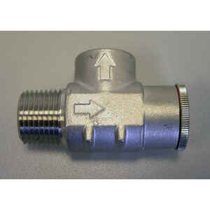 Campbell  Pressure Relief Valve
