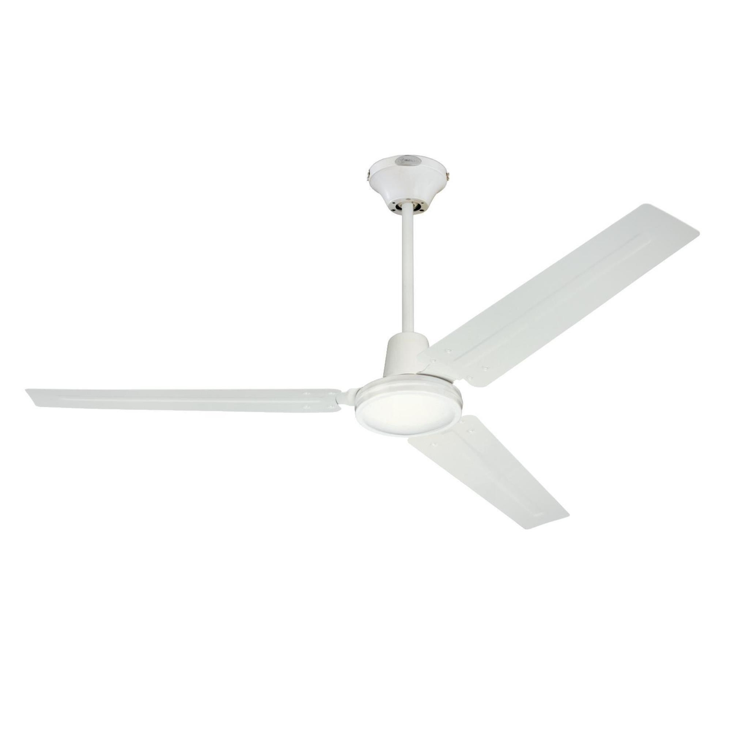 Westinghouse  Industrial  25.39  3  Indoor  56 in. W Ceiling Fan  Antique White