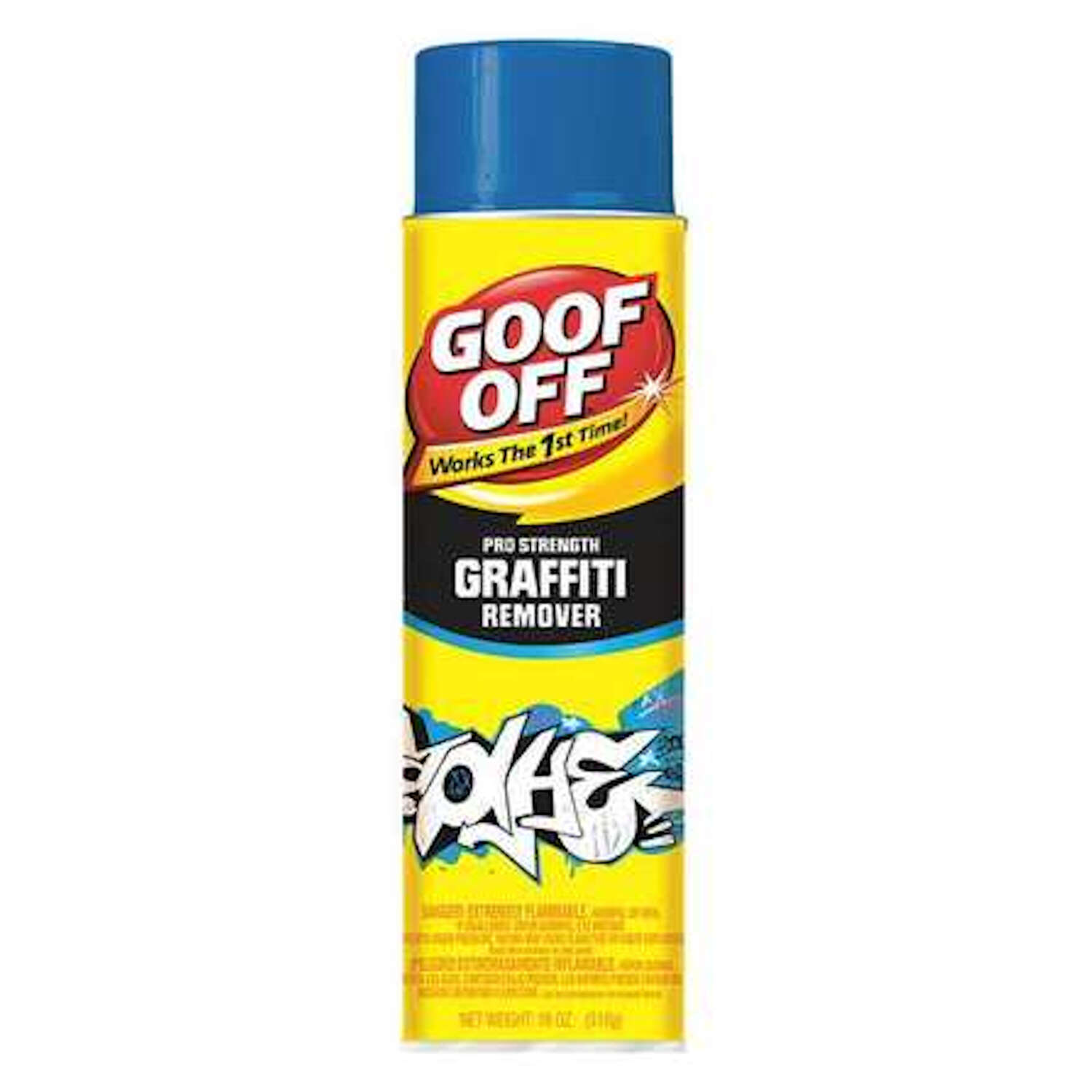 Goof Off  Pro Strength Graffiti  All Purpose Remover  18 oz.