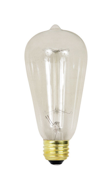 Feit Electric The Original 60 Watts St19 Incandescent Bulb 305 Lumens Soft White Vintage